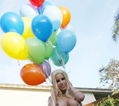 Gina Lynn Naked After the Superbowl Party 25