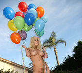 Gina Lynn Naked After the Superbowl Party 26