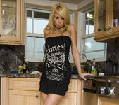 Monique Alexander In the Kitchen With Toys 3