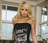 Monique Alexander In the Kitchen With Toys 4