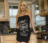 Monique Alexander In the Kitchen With Toys 6