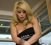 Monique Alexander In the Kitchen With Toys 14