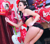 Sindee Jennings Valentine's Day Solo Shoot 21