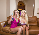 Gina Lynn and Shawna Lenee Break Out the Toys 2