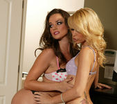 Tori Black and Monique Alexander Threesome 3