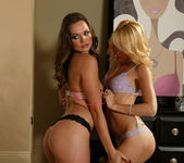 Tori Black and Monique Alexander Threesome 6