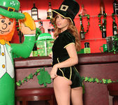 Lexi Belle - Livening Up the St Patrick's Day Party 8