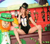 Lexi Belle - Livening Up the St Patrick's Day Party 12