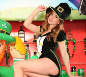 Lexi Belle - Livening Up the St Patrick's Day Party 16