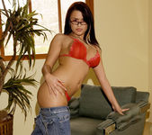 Eva Angelina Gets Naked During a Break 16