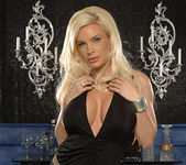 Diamond Foxxx: Black Dress and Sex Toys 4