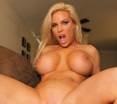 Diamond Foxxx Sexed, Satisfied, and Swallowing 19