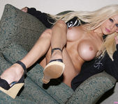 Gina Lynn Gives a Photographer the Pornstar Treatment 26