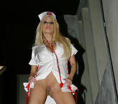 Gina Lynn, Naughty Nurse and Private Dancer 28
