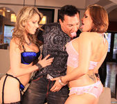 Tory Lane and Courtney Cummz - Threesome 2