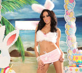 Breanne Benson the Sexy Easter Bunny 2