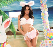 Breanne Benson the Sexy Easter Bunny 3