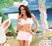 Breanne Benson the Sexy Easter Bunny 4