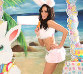 Breanne Benson the Sexy Easter Bunny 6