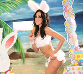 Breanne Benson the Sexy Easter Bunny 8