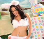 Breanne Benson the Sexy Easter Bunny 9