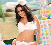 Breanne Benson the Sexy Easter Bunny 10