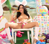 Breanne Benson the Sexy Easter Bunny 29