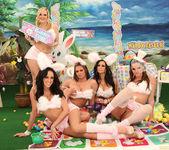 Breanne Benson's Holiday Group Sex Sneak Peek 5