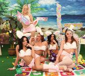 Breanne Benson's Holiday Group Sex Sneak Peek 7