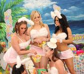 Breanne Benson's Holiday Group Sex Sneak Peek 11