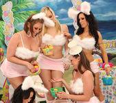 Breanne Benson's Holiday Group Sex Sneak Peek 12