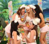 Breanne Benson's Holiday Group Sex Sneak Peek 14