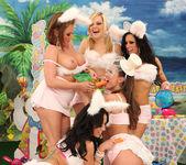 Breanne Benson's Holiday Group Sex Sneak Peek 18