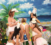 Breanne Benson's Holiday Group Sex Sneak Peek 20