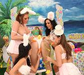 Breanne Benson's Holiday Group Sex Sneak Peek 21