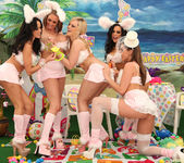 Breanne Benson's Holiday Group Sex Sneak Peek 26