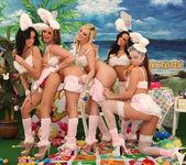 Breanne Benson's Holiday Group Sex Sneak Peek 29