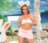 Tory Lane is the Curviest Easter Bunny 2