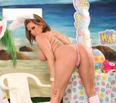 Tory Lane is the Curviest Easter Bunny 26