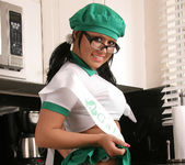 Eva Angelina Horny in Her Gal Scouts Uniform 17