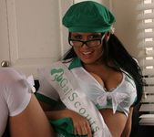 Eva Angelina Horny in Her Gal Scouts Uniform 20