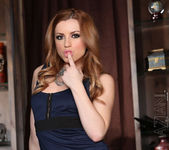 Lexi Belle Gets Glamorous, And Naked 10