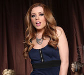 Lexi Belle Gets Glamorous, And Naked 30
