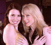 Nina Hartley Gets a Visit from Anastasia Pierce 5