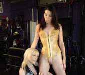Nina Hartley Gets a Visit from Anastasia Pierce 9