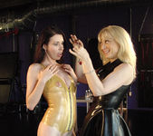 Nina Hartley Gets a Visit from Anastasia Pierce 18
