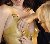 Nina Hartley Gets a Visit from Anastasia Pierce 22