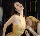 Nina Hartley Gets a Visit from Anastasia Pierce 23