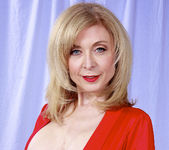 Nina Hartley Plays Woman in Red 6