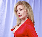 Nina Hartley Plays Woman in Red 7
